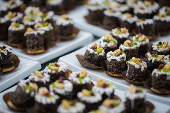 Eva Selezniova aguonų pyragaitis