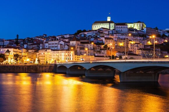 Coimbra, Portugalija