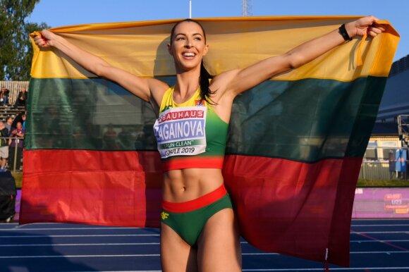 Diana Zagainova / Foto: European Athletics via Getty Images