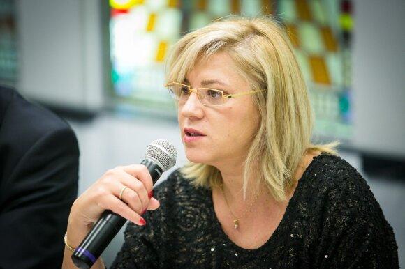 Europos Komisijos narė Corina Crețu