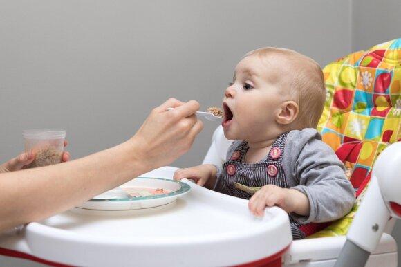 Kai valgio metas virsta košmaru: patarė, kaip kovoti su vaiko nenoru valgyti