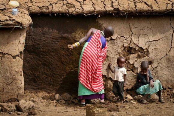 A. Čekuolis: kaip suvalkiečiai Kenijoje su masajais pilvais mušėsi