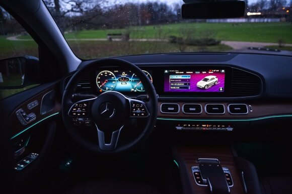 """Mercedes-Benz GLE"""