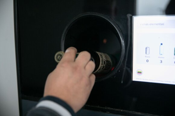 Vice president of reverse vending machines producer: Lithuania is biggest recent success story