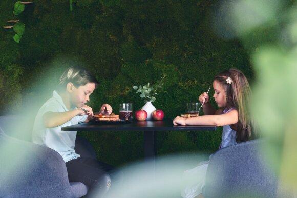 Restoranai šeimoms, kurie rugsėjo 1-ajai ruošia šventinę programą