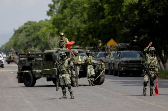 Meksikos nacionalinė gvardija