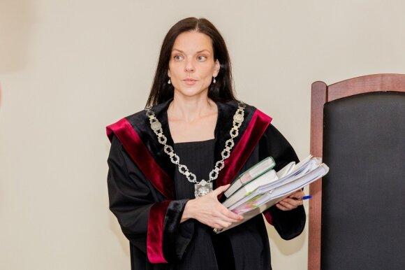Teisėja Ugnė Gailiūnienė