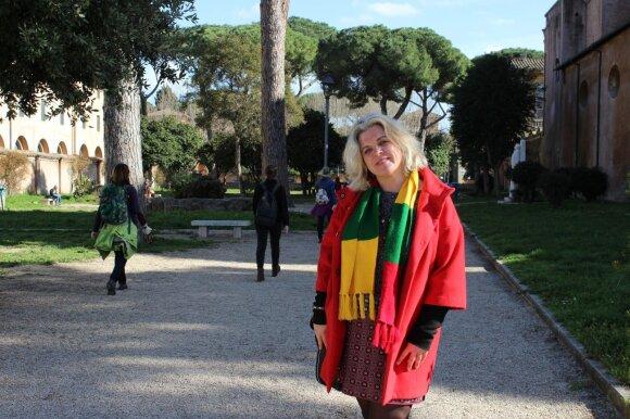 Pasivaikščiojimas po Romą su lietuvių gide Nerija: ką pamatyti ir ko nematyti