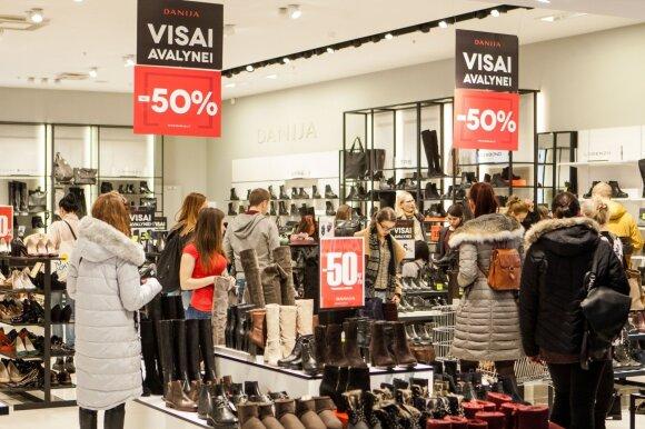 Augančios kainos keičia lietuvių įpročius