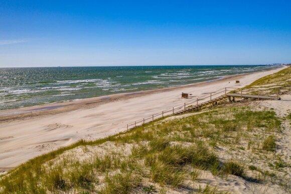 """II Smiltynės paplūdimys // """"WeLoveLithuania"""" nuotr."""