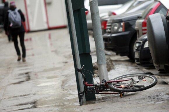 Dėl audros elektros neturi apie 40 tūkst. vartotojų