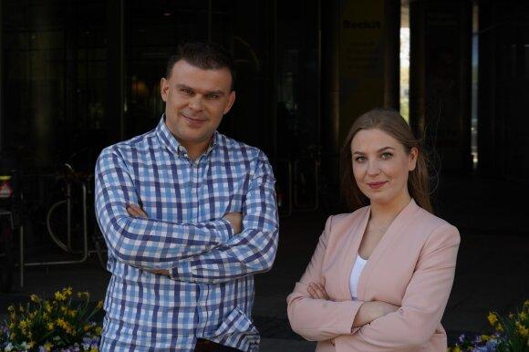Valerijus Morozovas, Gabrielė Grinkaitė