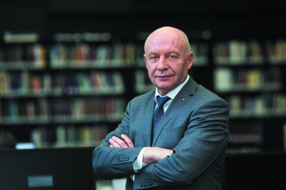Profesorius Renaldas Gudauskas