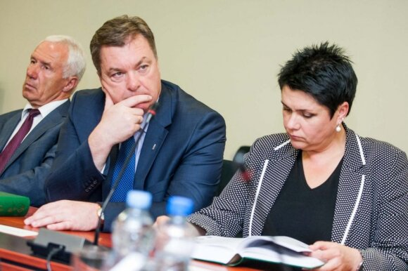 Valentinas Paketūras ir Daina Gudzinevičiūtė