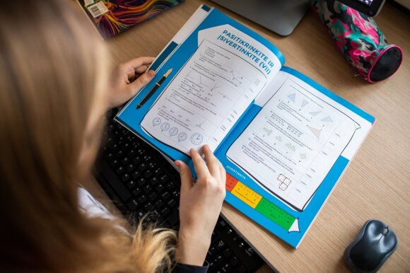 Griauna stereotipą apie nuotolinį mokymąsi: mokytis per nuotolį gali net patys mažiausi