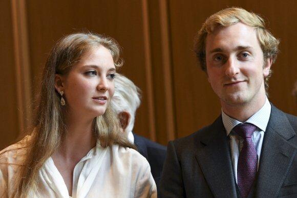 Belgijos princas Joachimas