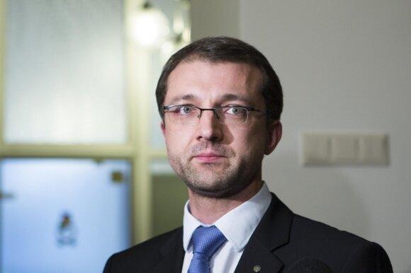 STT atstovas spaudai Ruslanas Golubovas