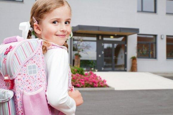Pats laikas ruoštis pirmai klasei: psichologas įvardijo, ką turi mokėti vaikas iki išeidamas į mokyklą