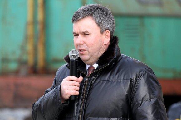Sergejus Podolskis, Gurjevsko miesto apygardos administracijos vadovas // rugrad.eu nuotr.