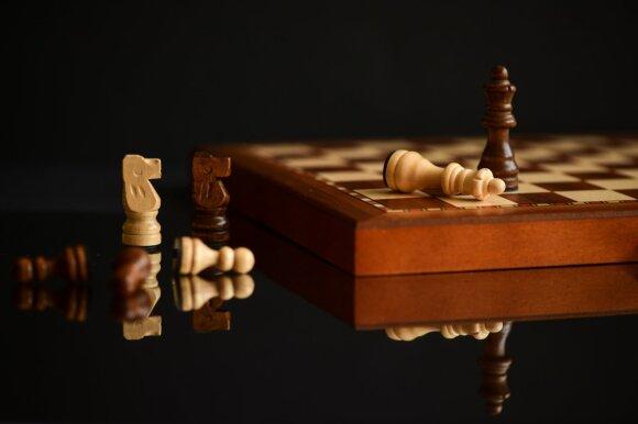 Šachmatų figūros