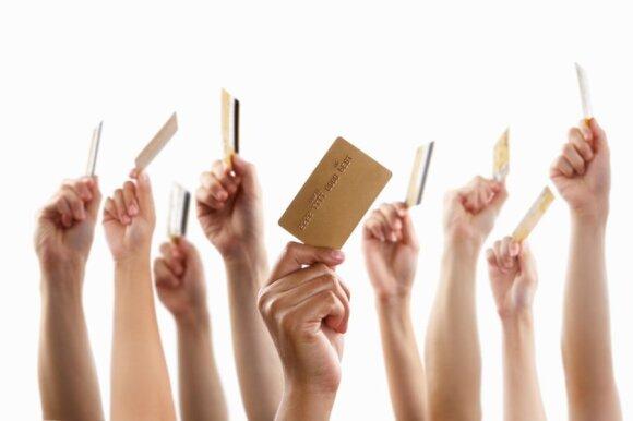 Kreditinės kortelės