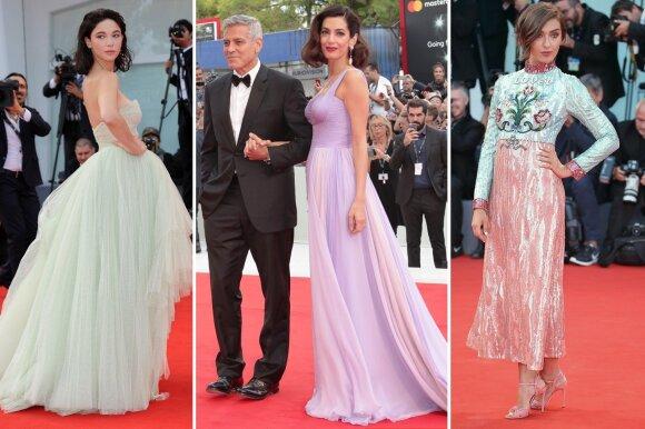Venecijos kino festivalio stilius – ryški viena tendencija (FOTO)