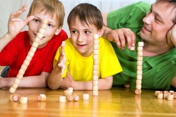 Psichologė: jūsų vaikas nėra blogas – jis tik mažas