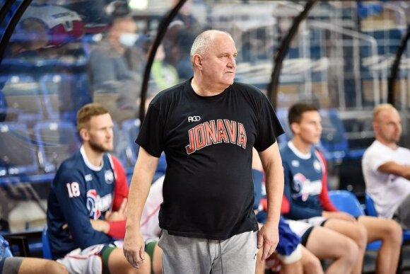 """Virginijus Šeškus (Foto: """"Jonava"""")"""