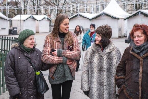 Senoliai išvydo Vilniaus žaliaskarę