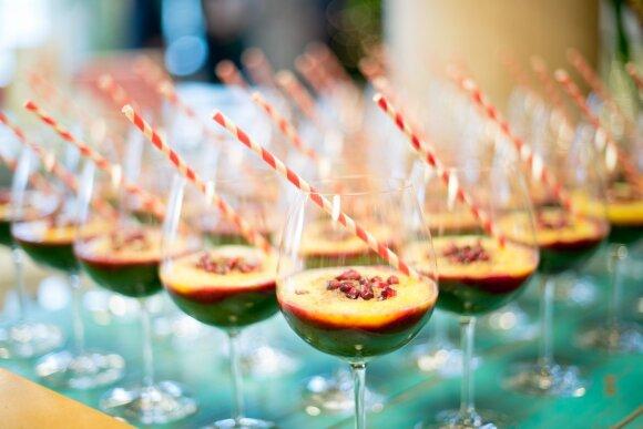 Grožio kokteiliai, FOTO: Egidijus Dudėnas