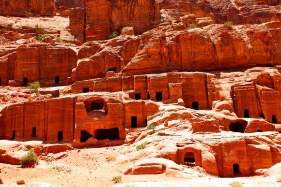 Petra, Jordanija