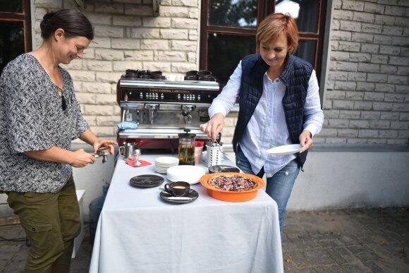 Dvi atkaklios svajotojos viename gražiausių Lietuvos kaimų kurs restoraną: visi apsilankę ten jo pasigesdavo