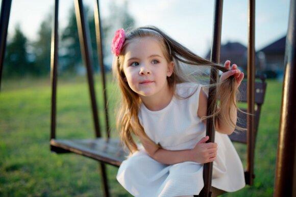 Gydytoja neurologė – apie vaikų pomėgį suptis