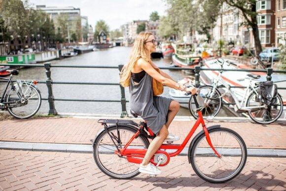 Kelionės dviračiu