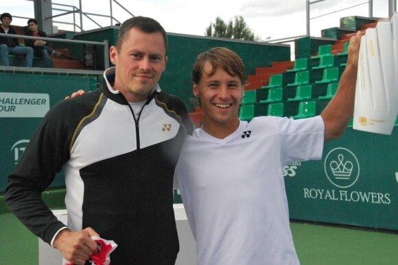 Ričardas Berankis laimėjo turnyrą Kazachstane