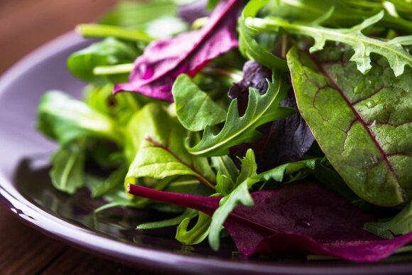 Dietologės patarimai, kaip pavasarį pasitikti sveikiems
