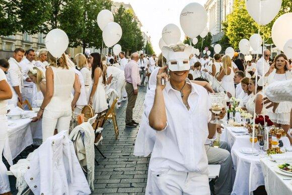 Elegantiško pikniko dirigentė D. Butkienė: per 3 renginio metus mačiau, kaip žmonės susipažįsta, susidraugauja