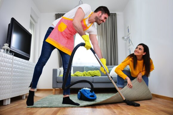 Pora tvarkosi namus