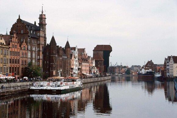 Lietuvių turistų pamėgtas Gdanskas buvo svarbiausias Abiejų Tautų Respublikos uostas