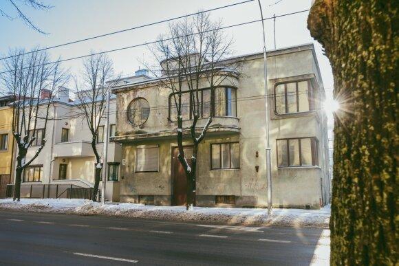 A.Iljinienės dviejų aukštų namas įtrauktas į Kauno turizmo informacijos centro ekskursijų maršrutus.
