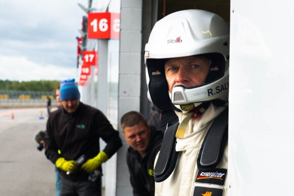 """Energizer Racing"" komanda"