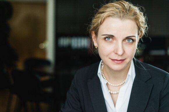 VGTU Verslo vadybos fakulteto (VVF) dekanė prof. dr. Jelena Stankevičienė