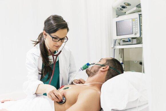 6 simptomai, kurie išduoda širdies nepakankamumą – nepražiopsokite jų!