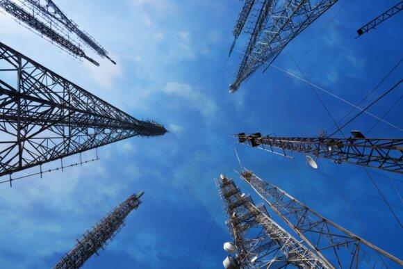 Komunikacijų bokštai