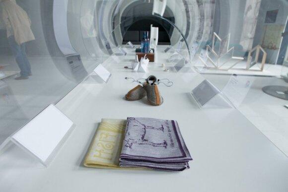 """Parodos """"Geras dizainas"""" eksponatai, D. Gumbrevičiaus nuotr."""