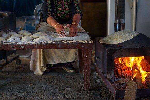 Jordanija, tabun duona