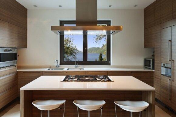 Kodėl namus reikia pradėti įrenginėti nuo virtuvės?