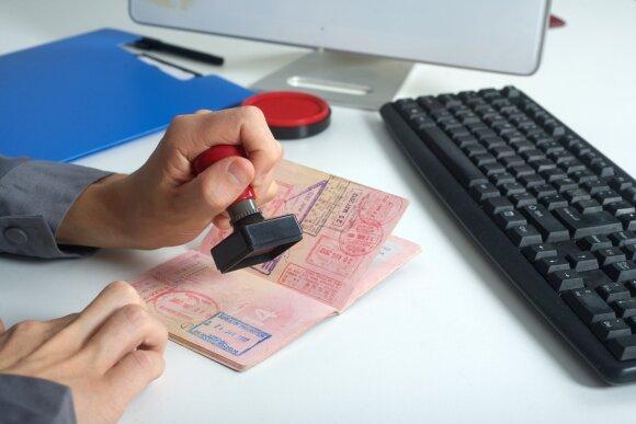 Atostogoms artėjant: į kurias šalis reikalinga viza?