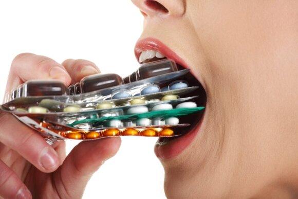 Pražūtingiau už vėžį: tam įtakos turi ne tik vaistai, bet ir maistas
