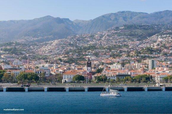 Madeira – sala, grožiu užburianti net patyrusius keliautojus